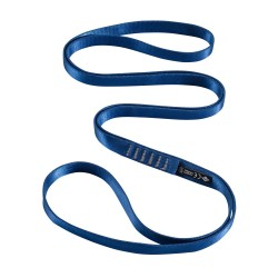 Black Diamond (BD), Bandschlinge 18mm Nylon Runner, 120cm, blau