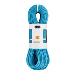 Petzl Seil, Contact 9.8mm, 60m, türkis