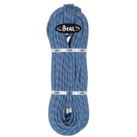 BEAL, Einfachseil Flyer II, 10.2mm, 50m, petrol blue