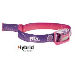 Petzl, Stirnlampe für Kinder: Tikkid, rosa