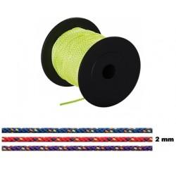 Beal: Reepschnur - Hammerschnur 2mm, 120m (Rolle)