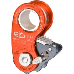 Climbing Technology (CT): Roll N Lock - Seilrolle / Seilklemme