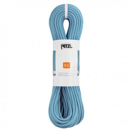 Petzl, Halbseil, Tango 8.5mm, 50m, weiss-blau