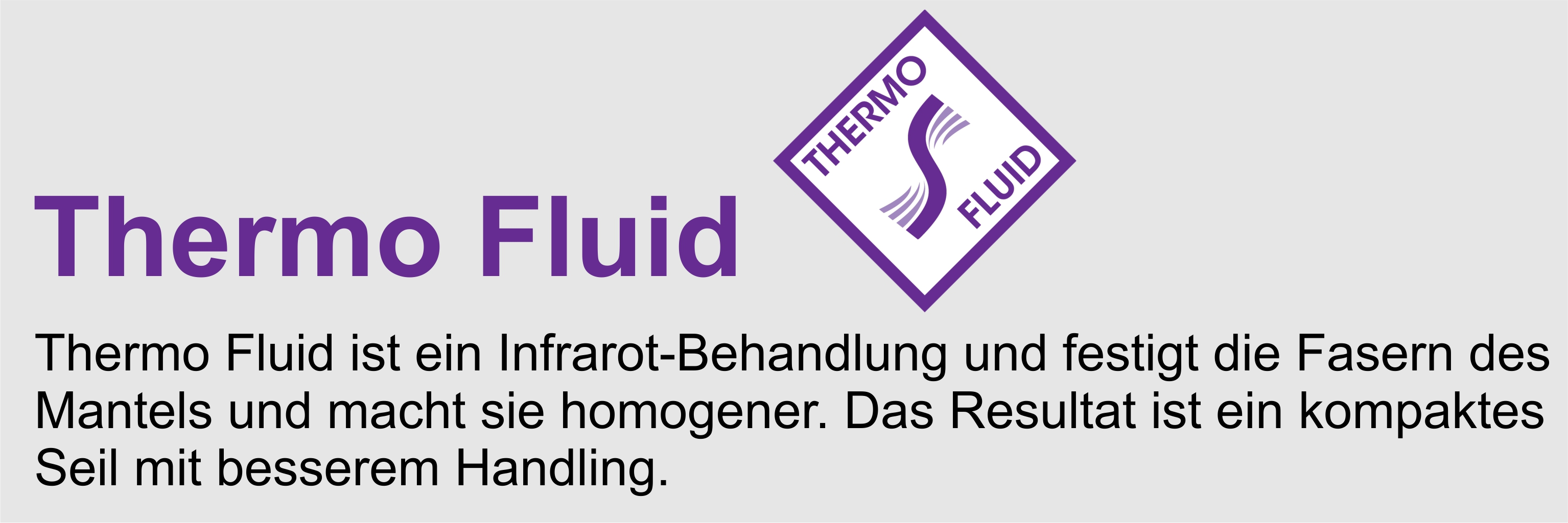 Beal Seile: Thermo Fluid