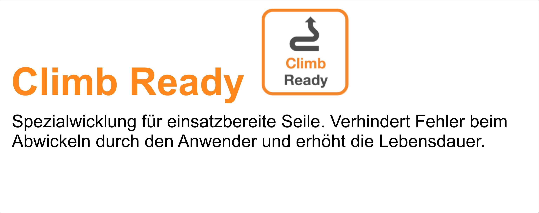 Petzl Seile: ClimbReady