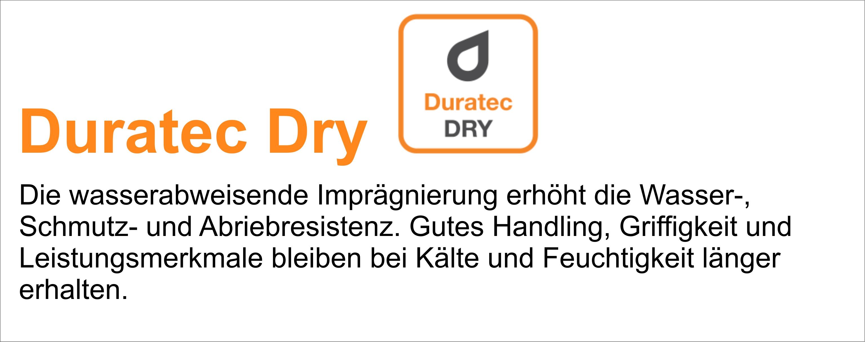 Petzl Seile: Duratec Dry