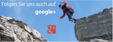 Folgen Sei uns auch auf google+