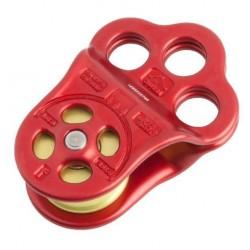 DMM, Triple Attachement (Hitch Climber), red