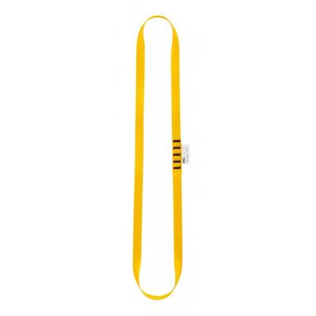 Petzl, Bandschlinge Anneau, 60cm, gelb