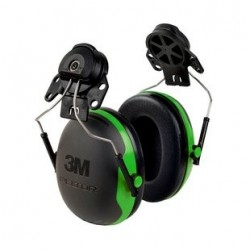 3M Peltor, X1P3, Helm-Gehörschutzkapseln / Helmgehörschutz.