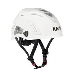 Kask Helm: Plasma Hi Viz, weiss u. refl. Aufkleber