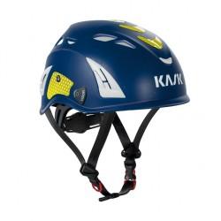 KASK: Plasma Hi Viz, blau u. gelb reflektierende Aufkleber