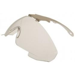 Artilux: Augenschutz, farblos (für Helm Montana II Roto)