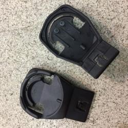 Husqvarna: Helm Ersatzhalter für Visier+Gehörschutz
