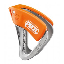 Petzl: Tibloc, orange - Seilklemme