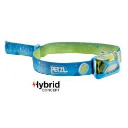 Petzl, Stirnlampe für Kinder: Tikkid, blau