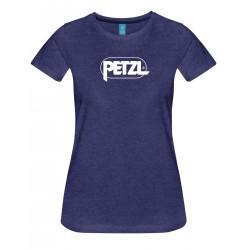 Petzl: Eve, Damen T-Shirt, L, violett