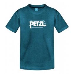 Petzl, Adam, Herren T-Shirt, M, blau