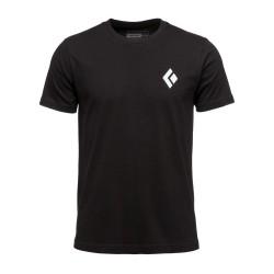 Black Diamond, For Alpinists Tee, Herren T-Shirt, L, schwarz