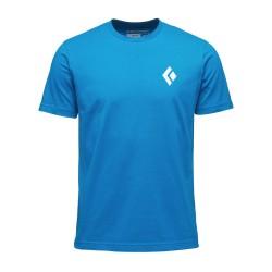 Black Diamond, For Alpinists Tee, Herren T-Shirt, XL, blau