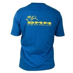 DMM-Shirt, Herren T-Shirt, XL, blau