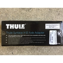 Steckachse X-12 Adapter Thule Chariot