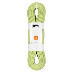 PETZL, Halbseil, Zwillingsseil: Tango 8.5mm, 50m, gelb
