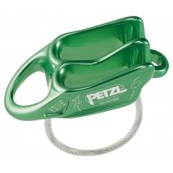 Petzl, Reverso, grün (Sicherungsgerät, Abseilgerät)
