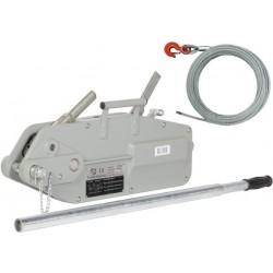 Seilzuggerät Gripper GP, 3'200kg (Set mit Seil)