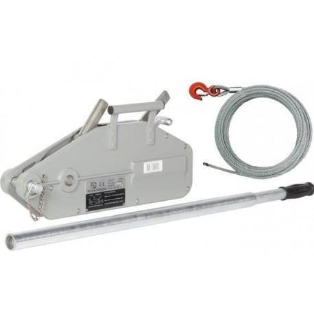 REMA, Seilzuggerät Gripper GP, 1'600kg (Set mit Seil)