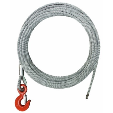 Rema: 20m Seil für Seilzuggerät Gripper GP, 1'600kg