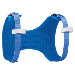 Petzl, Brustgurt, Body, Kinder, blau