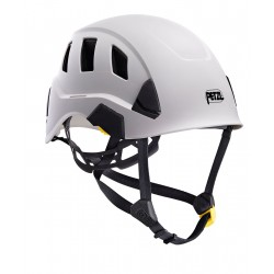 Petzl, Helm: Strato Vent, weiss