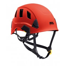 Petzl, Helm: Strato Vent, rot