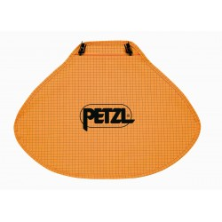 Petzl, Nackenschutz, orange, für Helme Vertex (ab 2019) und Strato