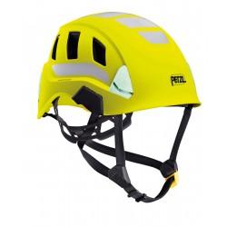 Petzl, Helm, Strato Vent HI-VIZ, gelb