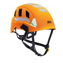 Petzl, Helm, Strato Vent HI-VIZ, orange