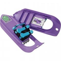 Tyker, purple power, Schneeschuhe für Kinder