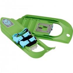 Tyker, dino green, Schneeschuhe für Kinder