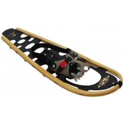 Guidette Terre de trek, Gr. L - Winter Rover Snowshoes - Schneeschune aus Holz (Eschenhholz)