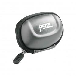 Petzl, Etui Shell S, Poche, Schutzetui für Kompakt-Stirnlampen Zipka, Bindi