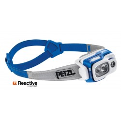 Petzl, Stirnlampe, Swift RL, blau
