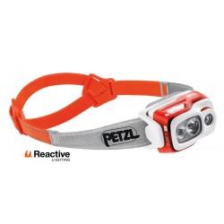 Petzl, Stirnlampe, Swift RL, orange