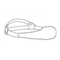 Petzl: Ersatzkopfband für die Stirnlampen SWIFT RL, REACTIK, REACTIK +, TIKKA R+ und TIKKA RXP.