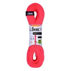 BEAL, Kletterseil Joker 9.1mm, 60m, Dry Cover, pink
