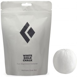 Chalkball, White Gold Chalk Shot, refillable, 50g
