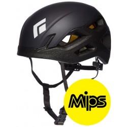 Black Diamond, Kletterhelm, Vision MIPS, M/L, schwarz