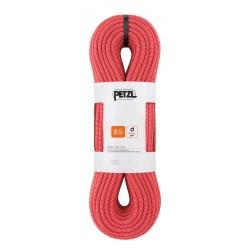Petzl, Kletterseil Arial 9.5mm, 80m, rot