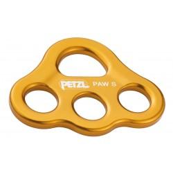 Petzl, Riggingplatte PAW S, gelb