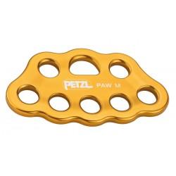 Petzl, Riggingplatte PAW M, gelb